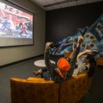 Milwaukee's Coolest Offices: Jumbotron and Nerf guns lighten up Corvisa's workspace: Slideshow
