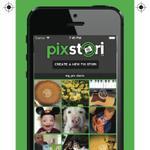 Pixstori app captures sights and sounds