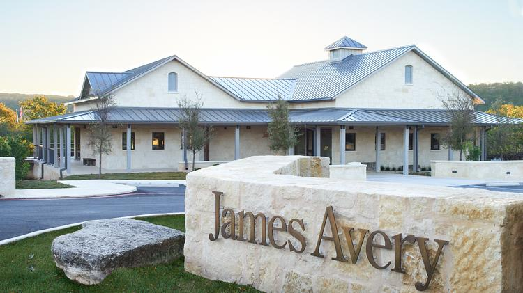 James avery opens visitor center in kerrville san for James avery jewelry denver co