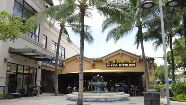 California Pizza Kitchen Tampa Bay