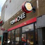 Tom & Chee opens on North High Street near OSU