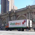 Grocery delivery giant has designs on D.C.