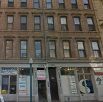 Here's the latest apartment project underway in OTR