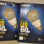 Duke Energy: The LED-CFL gap is decreasing in the Carolinas