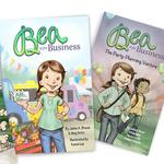 These entrepreneurs know how to get kids interested in business: a pig-tailed girl named Bea