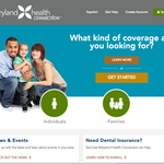 Smooth-running Maryland health exchange website goes public earlier than planned