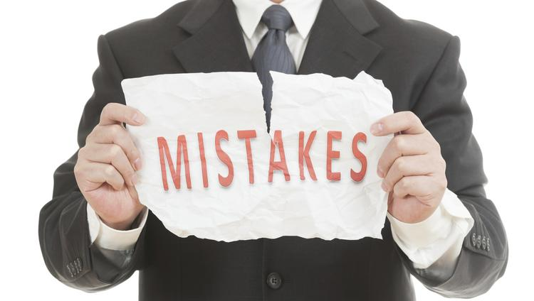 4 mistakes entrepreneurs make that hurt company growth - The Business  Journals