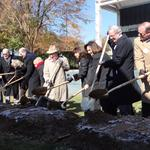 Officials break ground on <strong>LeBauer</strong> Park: PHOTOS