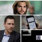 From Peter Thiel to <strong>Ashton</strong> <strong>Kutcher</strong>, Uber's critics and defenders speak out