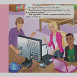 Barbie blows it: Book portrays blonde in need of coding help