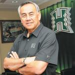 Find out what Hawaii's Norm Chow makes compared to other football coaches