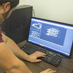 Future in 3-D: STX creates the right Lax stick using powder and printers (Video)