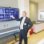 UT Southwestern's Dr. John Warner named chairman of DFW Hospital Council