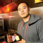 Second time's a charm for food delivery guru
