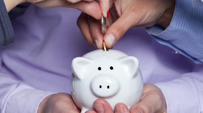 How much of your income do you dedicate to savings every month?