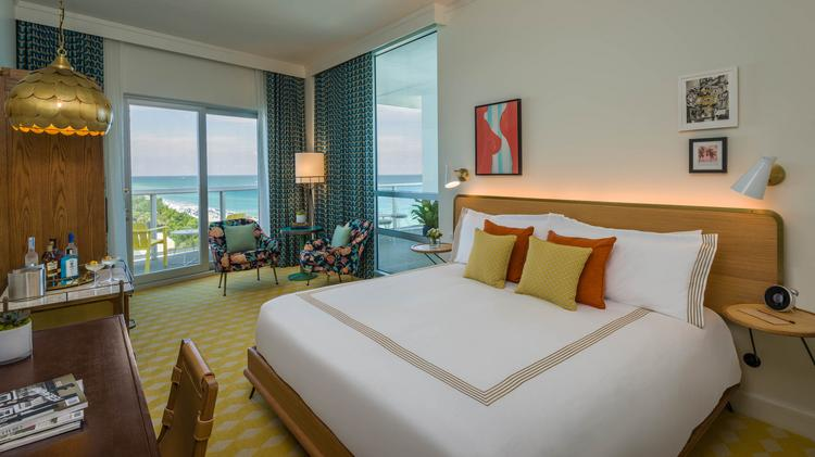 The Thompson Miami Beach Hotel Opened Nov 21