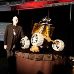 Astrobotic, CMU win lunar rover design contract for NASA