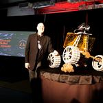 Meet Andy, CMU's new lunar rover