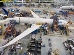 Boeing vows to fight union drive at South Carolina Dreamliner plant