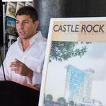 Wichita businessman <strong>Steven</strong> says he is subject of federal gambling probe