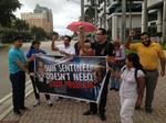 Rallies seek to prevent Koch brothers from buying Sun Sentinel, other Tribune newspapers -- slideshow