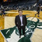 The man who must make the Bucks more bucks: This dynamo no benchwarmer