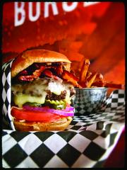 Bad Daddy's Burger Bar has four locations in the Charlotte area as well as one in Raleigh.