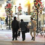Early start with holiday shopping? Get in line
