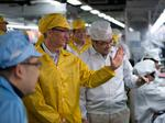 Apple to stop using two nasty chemicals in iPhone, iPad factories