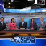 WLS-Channel 7 holds off WMAQ-Channel 5 as the battle for late local news ratings dominance begins