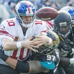 Jaguars claim second victory of the season against New York Giants