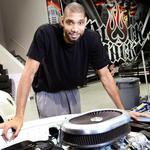 Spurs' Tim Duncan makes major gift to landmark cancer research project