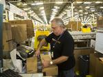 Here's what Cyber Monday is like at an Amazon fulfillment center