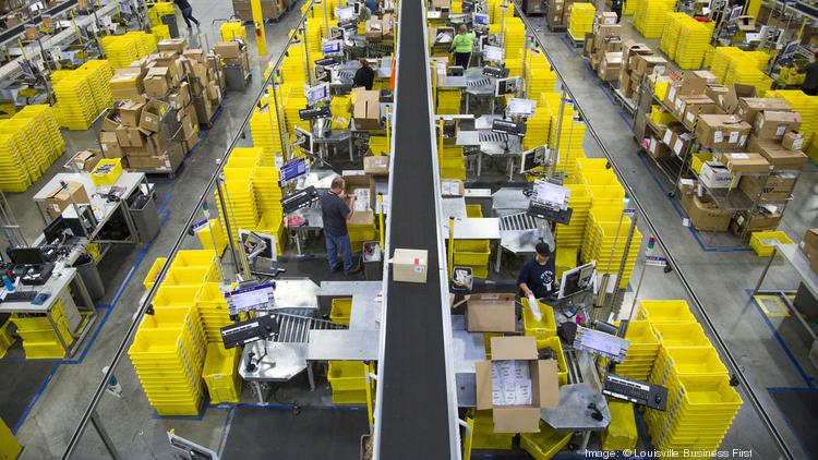 amazoncom inc plans to hire 3000 workers in the louisville area to handle