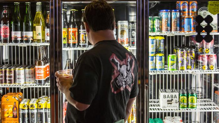 Wal-Mart sued over 'craft' beer label