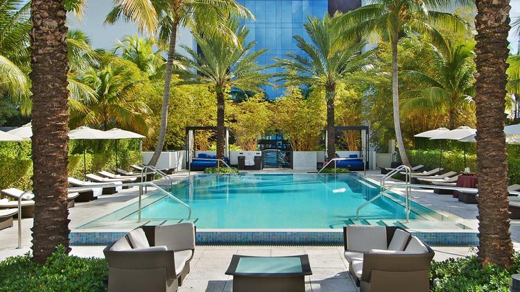 The Tideline Ocean Resort Spa Opened Dec 1 At 2842 S Blvd