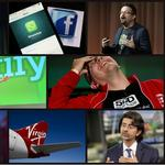An Upstart November: Uber riles critics, Spotify finds itself on defensive, and First Look Media sees defections