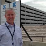 Progress report: USAA's Crosstown facility takes shape