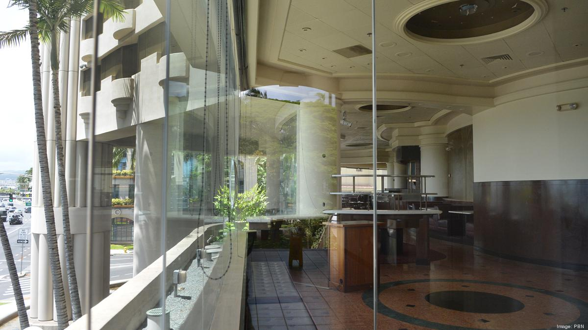 Watabe wedding restaurant at harbor court to include team for Best private dining rooms honolulu