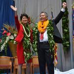 Hawaii Gov. David Ige's inauguration: Slideshow