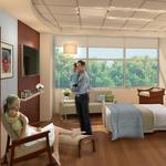 Cincinnati hospital reveals details of new $10M unit: PHOTOS
