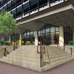 La Colombe completes new vision for Independence Mall building