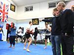 Reebok signs uniform deal with UFC