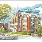 Historic Powell School builder goes for $3.7M HUD loan for apartment renovation project
