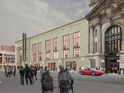 Rendering of the new Pittsburgh Playhouse