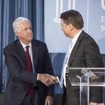 Shareholders in LA biotech vote against Fred Eshelman
