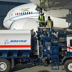 Eco-friendly planes are coming: Boeing powers jet partly on used cooking oil