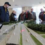 Rift over double-deck freeway emerges as DOT gathers Stadium Interchange input