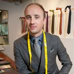 Spotlight On ... Ryan Douglas Hammonds, R. Douglas Custom Clothier