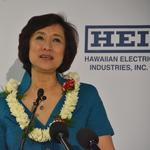 Hawaiian Electric Industries CEO Connie Lau made $5.6M in 2014